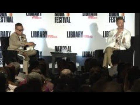 Andrew Sean Greer: 2018 National Book Festival