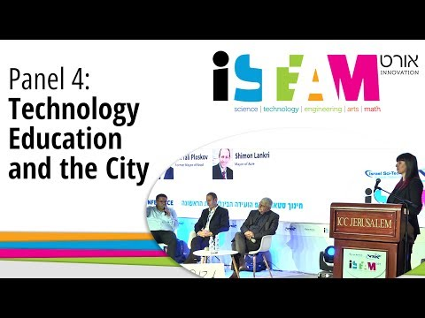 13. Panel 4: Technology Education and the City