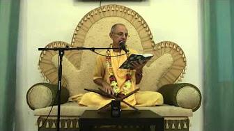 Шримад Бхагаватам 1.9.37 - Бхакти Вигьяна Госвами