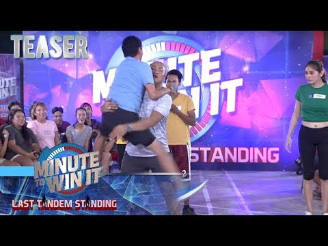 Minute To Win It - Last Tandem Standing June 18, 2019 Teaser