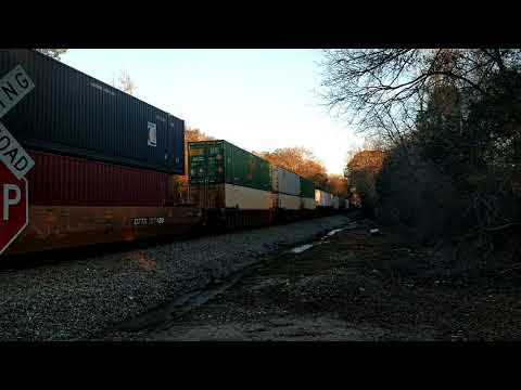 Norfolk Southern 209 at Brigman RD in Lowndes County GA.
