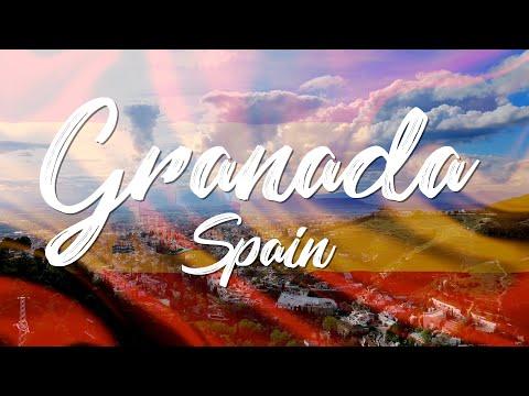Granada in 4k