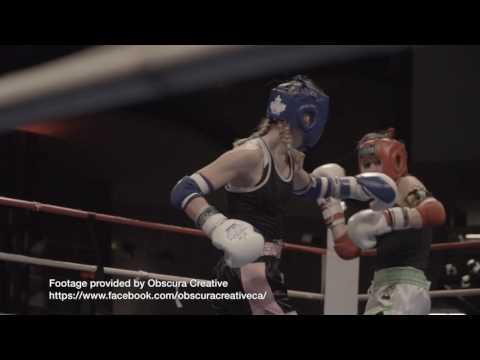 Savannah Foden - Post fight interview - Art of War CCP
