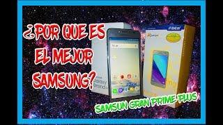 Samsung Grand Prime Plus  REVIEW UNBOXING (ESPAÑOL)//¿PORQUE ES EL MEJOR SAMSUNG? thumbnail