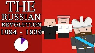 Ten Minute History - The Russian Revolution (Short Documentary)