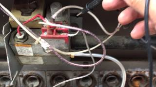 Hayward Millivolt Pool Heater Thermopile Replacement Part 4 - Testing New 1080HD