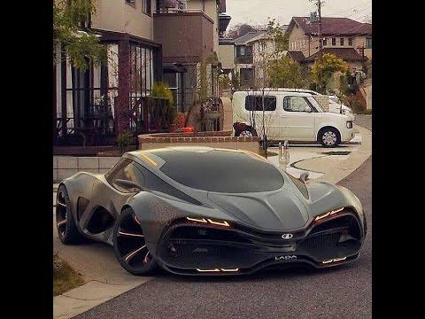 Car Russia Super Cars 2015