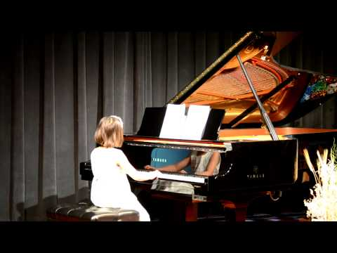 Thinh's Piano Recital