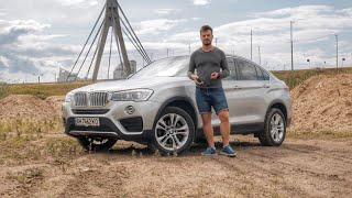 Обзор Б/У BMW X4 (F26) xDrive28i 2015   Подробный тест, впечатления от вождения, расход...