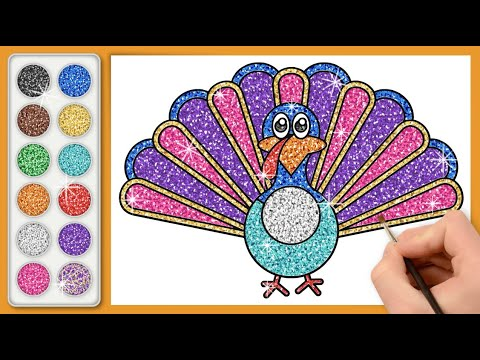 20 Free Printable Turkey Coloring Pages