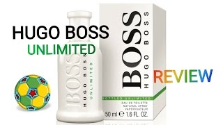 FRAGRANCE REVIEW | HUGO BOSS UNLIMITED Summer 2015