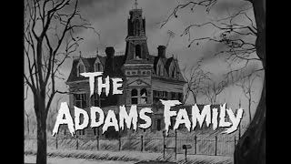 The Addams Family Opening Credits and Theme Song