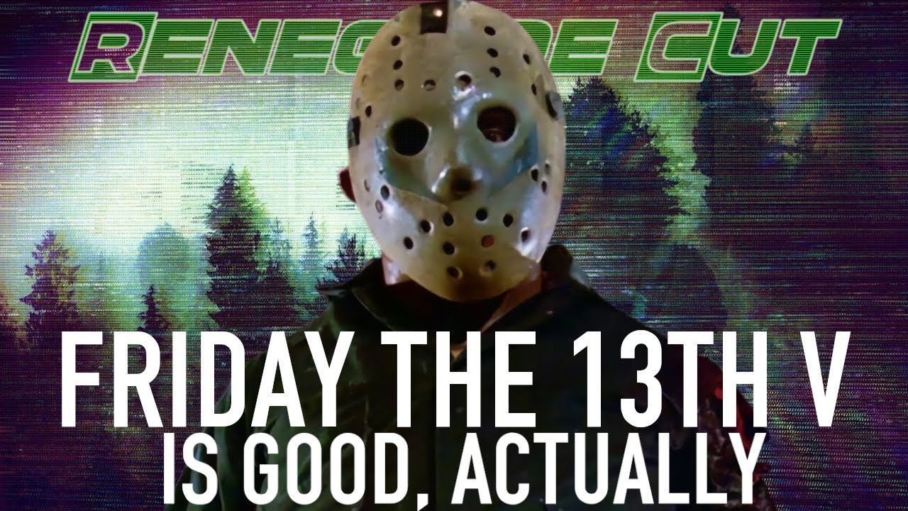 Friday the 13th - Part V: A New Beginning Is Good, Actually | Renegade Cut