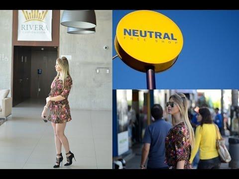 Viagem ao Uruguai: Visita à Neutral Duty Free Shop
