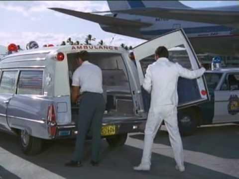 Classic Cadillac Ambulance - Emergency Response - YouTube