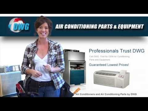 PTAC Air Conditioners and Parts