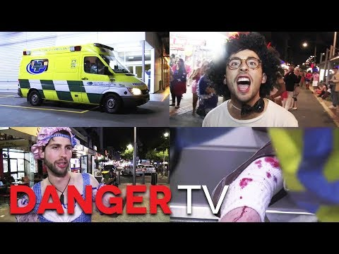 Thousands Party in the Streets, Paramedics Respond! | Street Hospital