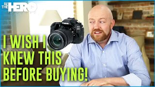 Canon 70D Vs 80D   Is it Worth The Upgrade?