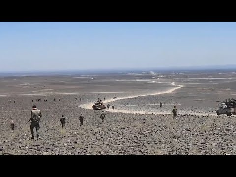 SAA with NDF troops advance deeper into Suweida desert