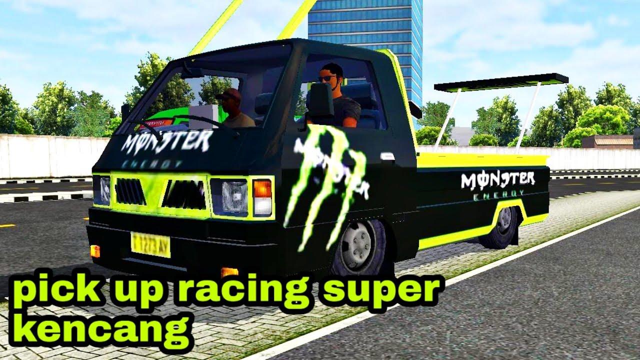 6100 Mod Bussid Mobil Pick Up Racing HD Terbaik