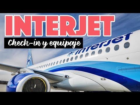 Interjet:  Equipaje Permitido Y Check-in