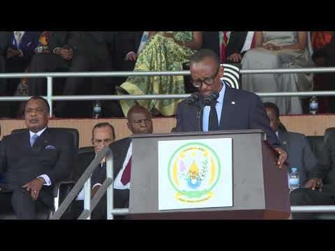 Presidential Inauguration Ceremony | Kigali, 18 August 2017