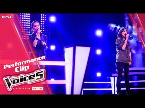 The Voice Thailand - ลูกกวาด VS กิ๊ฟท์ - รักที่เพิ่งผ่านพ้นไป - 4 Dec 2016