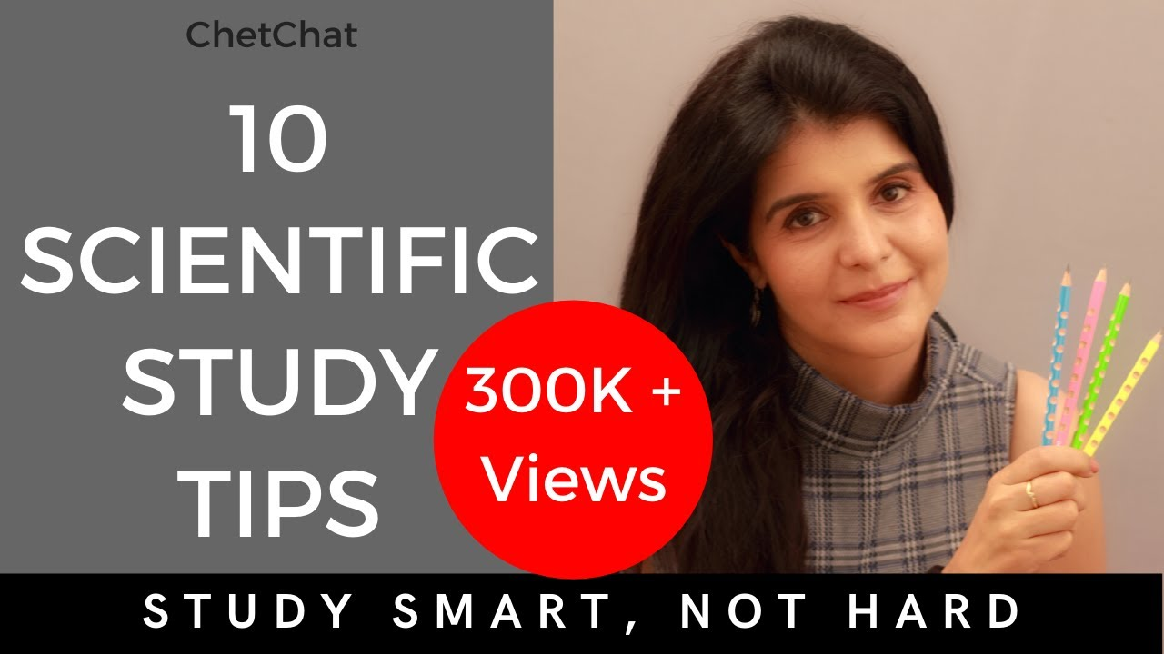 Download 10 Best Scientific Study Tips | How to Study Effectively for School or College Exams | ChetChat