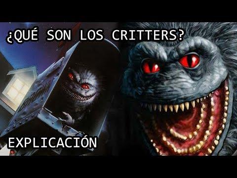 ¿Qué son los Critters? EXPLICACIÓN  Los Critters EXPLICADOS