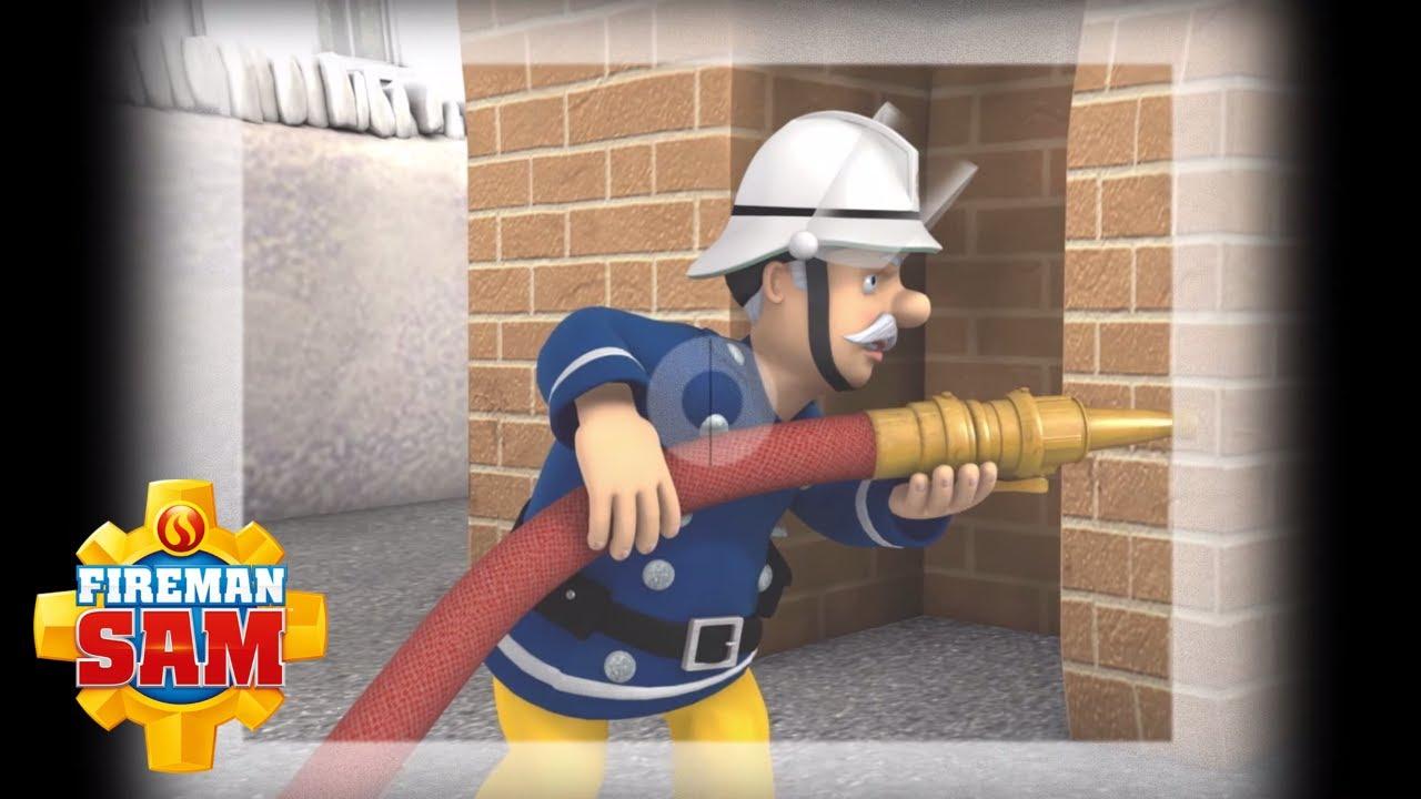 Steele in Action! | NEW Episodes | Fireman Sam | Kids Cartoon
