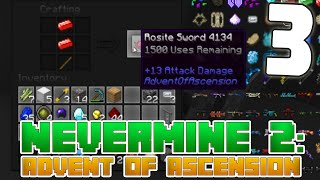 Minecraft | Nevermine: Advent of Ascension Ep.3