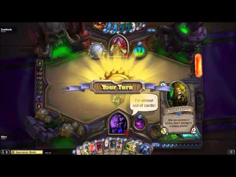 [Hearthstone Science] Steal a Card from your Opponent's Hand