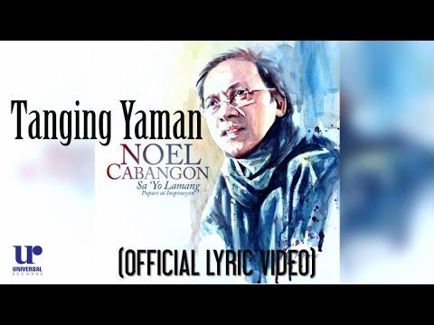 Noel Cabangon - Tanging Yaman