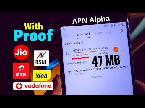 100% Working Secret APN Work On Every SIM JIO Airtel Vodafone Idea BSNl | Airtel APN | Idea APN