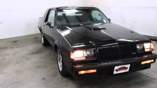 DustyOldCars.com 1987 Buick Grand National