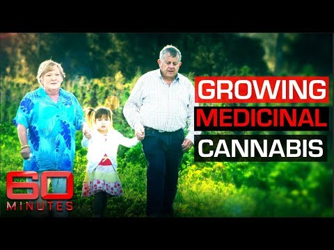 Grandparents illegally growing