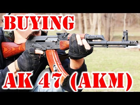 Buying AK47 (AKM) or AK 74 rifles - Basic Tips