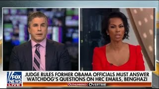 Tom Fitton: Federal Judge Asked if Benghazi Scandal & Clinton Email Scandal are Linked