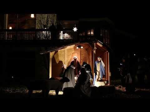 St Andrews Episcopal Church - Live Nativity