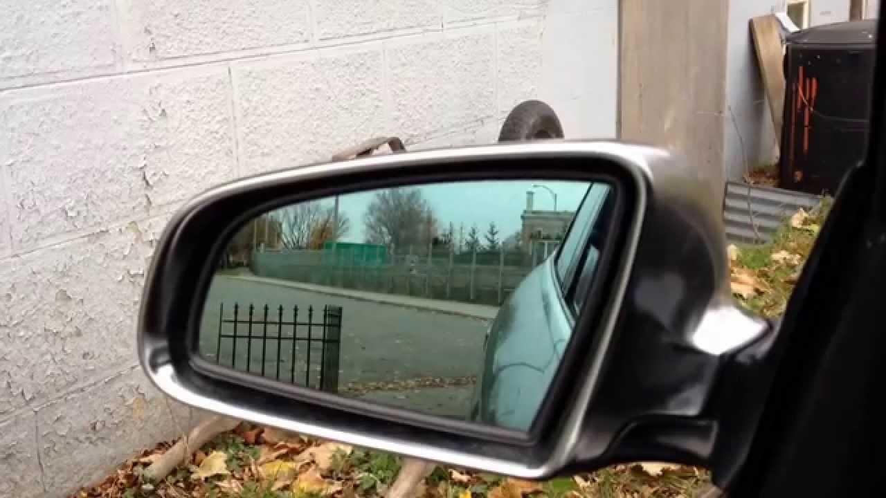 Auto Dimming Sideview Mirror Retrofit Youtube