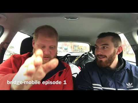 bridge-mobile pilot episode: #GivingTuesday with Mike, first asker at d-b