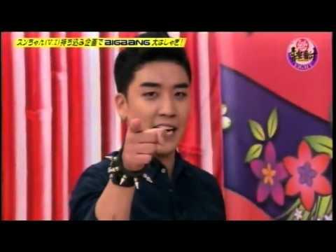 BIGBANG chơi trò chơi tại Nhật