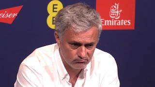 Manchester United 2-1 Tottenham - Jose Mourinho Full Post Match Press Conference - FA Cup Semi-Final