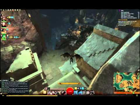 Guild Wars 2 Community of Friends [CoF] Claiming the Guild Hall 23.10.2015