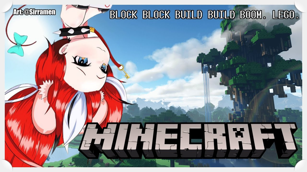 Download ≪MINECRAFT ENDURANCE≫ building with bae!!