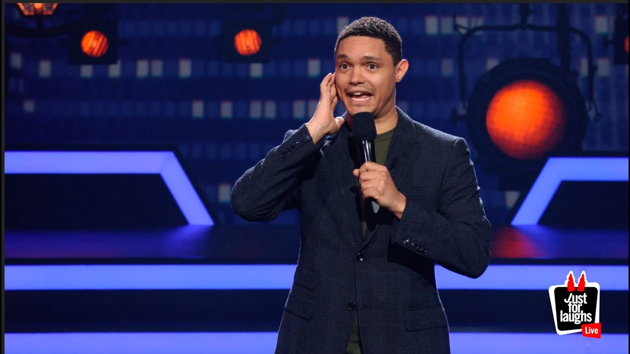 See Trevor Noah Live in Canada!
