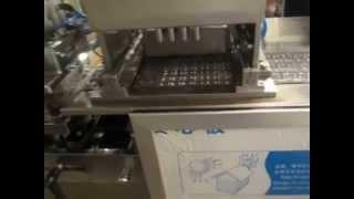 Тестування блістерній машини для мотиля в каталозі Minipress.ru
