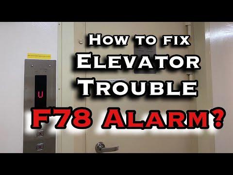 ETO ONBOARD ELEVATOR TROUBLESHOOTING | Ship's Electrician