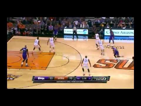 NBA CIRCLE - Sacramento Kings Vs Phoenix Suns Highlights 13 Dec. 2013 www.nbacircle.com