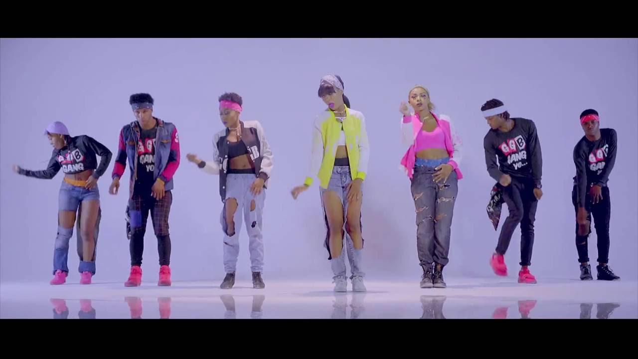 GGB Dance Crew - Work by Milli (Dance Video)
